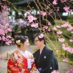 結婚写真茅野市