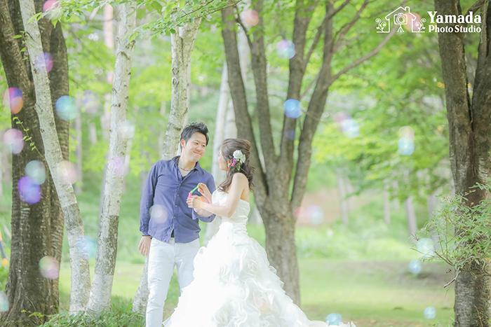 茅野市写真だけの結婚式