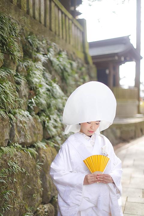 諏訪大社花嫁