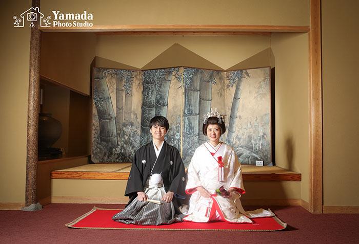 結婚式諏訪大社