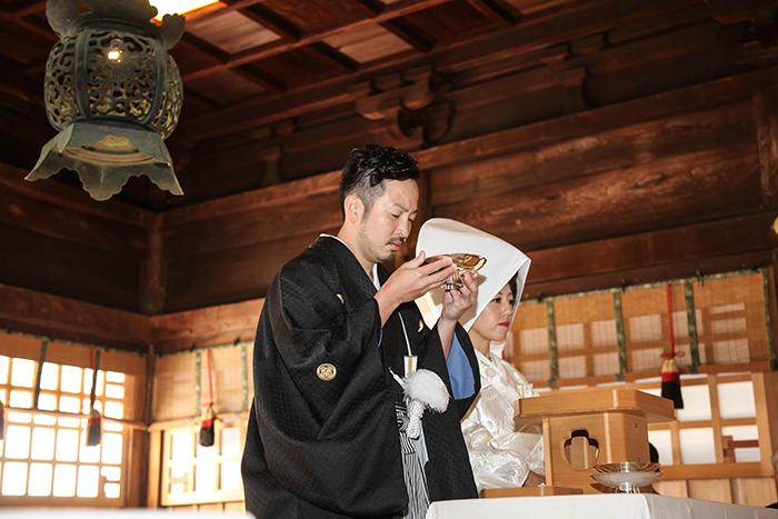 諏訪大社結婚式諏訪市