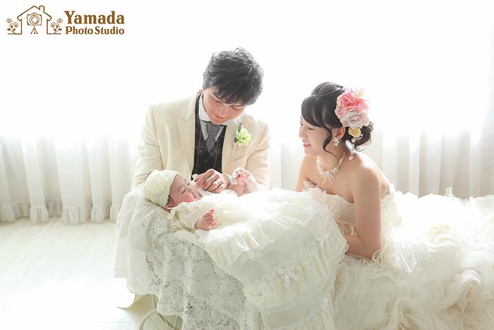 結婚者写真長野県諏訪市