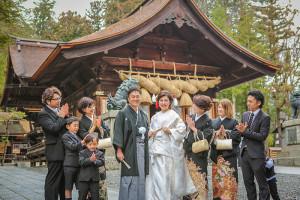 茅野市結婚式諏訪大社