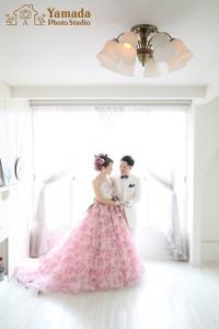 諏訪市ドレス写真