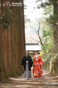 富士見町結婚写真前撮り
