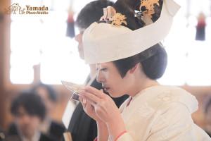 諏訪大社下社結婚式