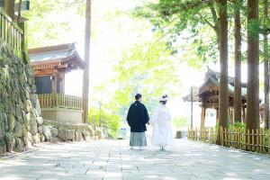 長野県神前結婚式