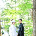諏訪神前結婚式