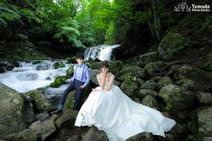 蓼科前撮り結婚式
