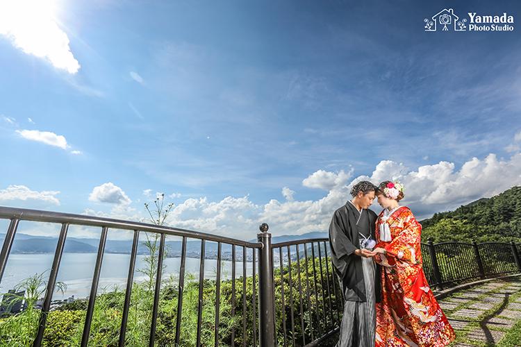 諏訪結婚式 写真
