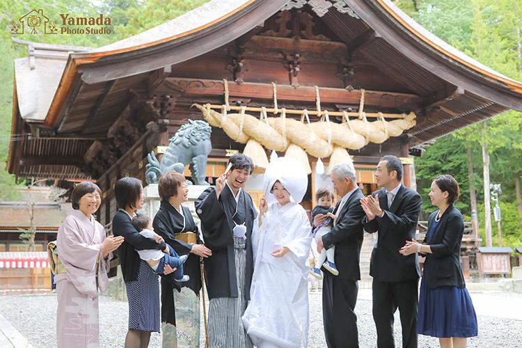 長野県和装結婚式