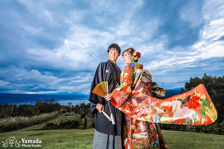 原村和装結婚写真