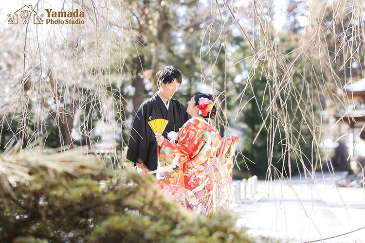 和装結婚写真諏訪
