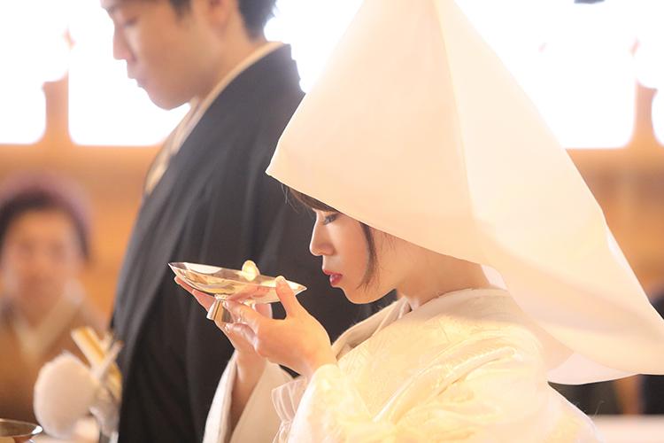 松本神前結婚式