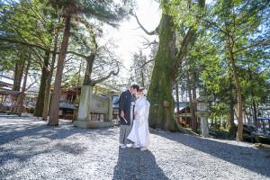 諏訪結婚式