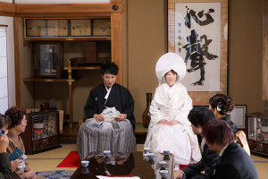 信州神社挙式