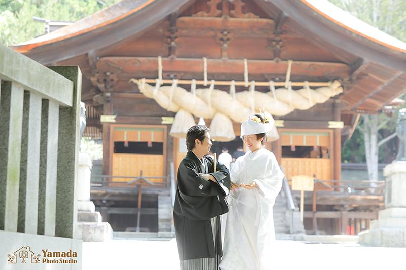 神社挙式諏訪