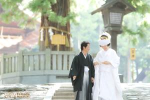 諏訪結婚式 神社