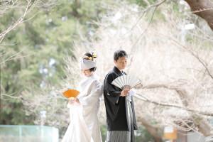慈雲寺結婚写真