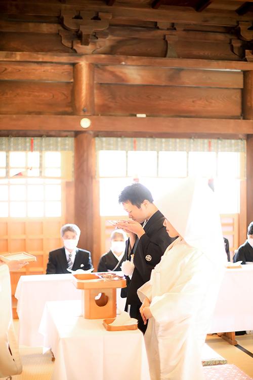 諏訪大社 結婚式