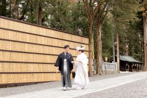 下諏訪神社挙式